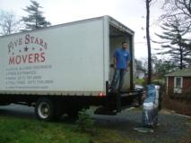 A recent mover job in the area